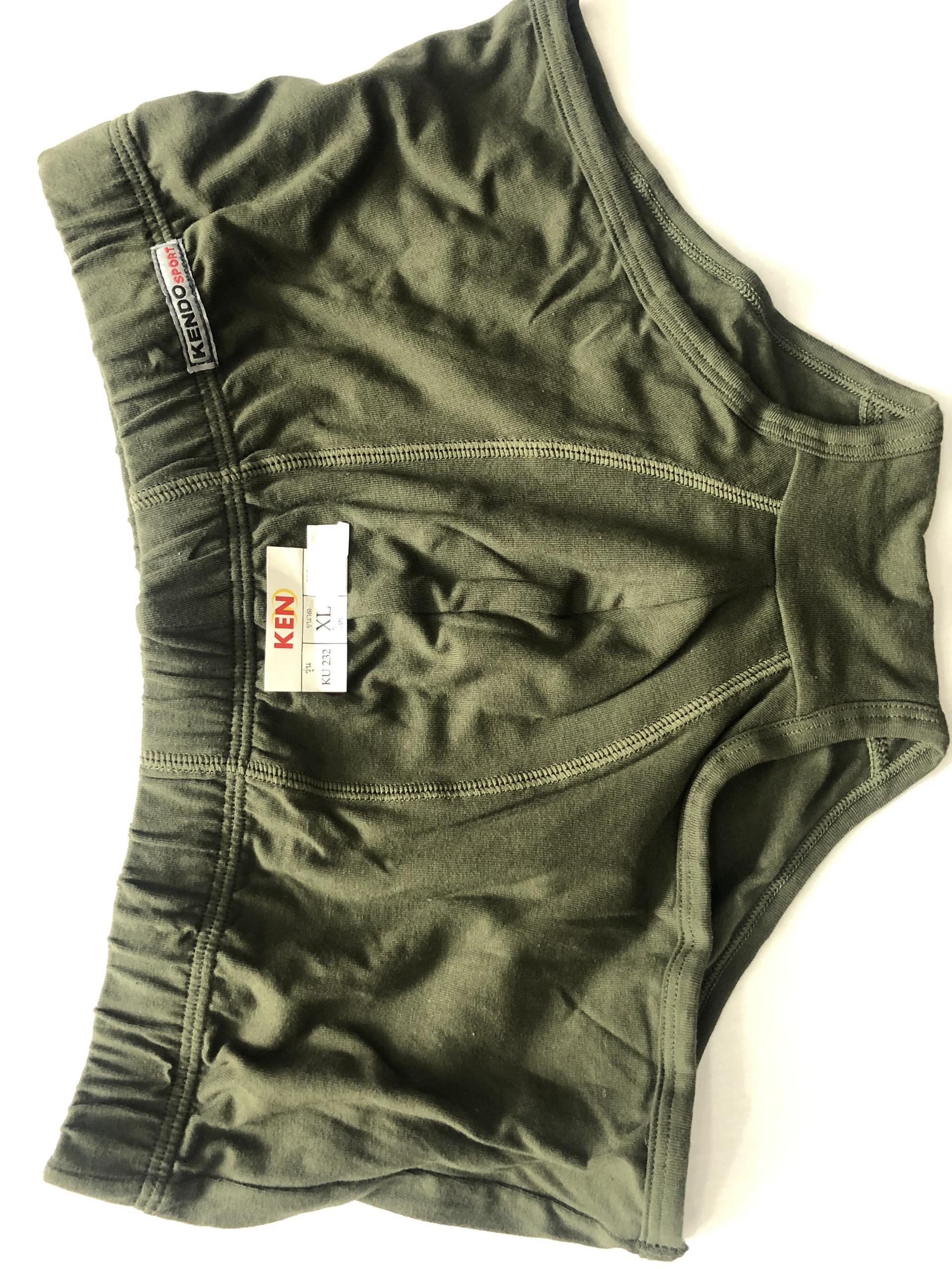Quần lót nam loại KU 232(93% thành phần dệt từ cotton, 7% dệt từ sợi polymer tổng hợp spandex), Mã số: KU 232
