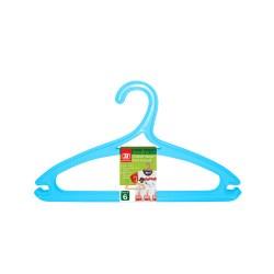 Móc treo quần áo cỡ nhỏ (6 cái/bộ)   Mã số: JCJ-1177