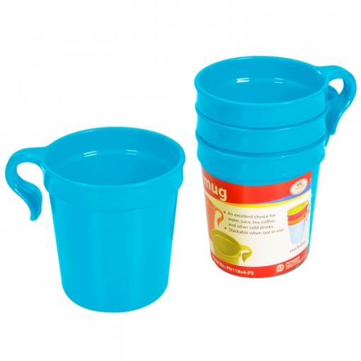 Bộ ly uống nước 4 cái/bộ 320ml  Mã số: PN118X4-P3