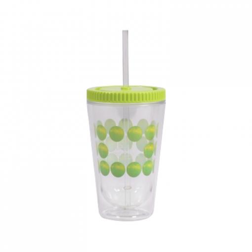 Ca uống nước có vòi  hút 500ml Mã số: PN1061I-PS
