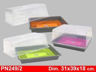 Khay đựng ly tách (có nắp đậy và khay hứng nước) mã số:PN249/2