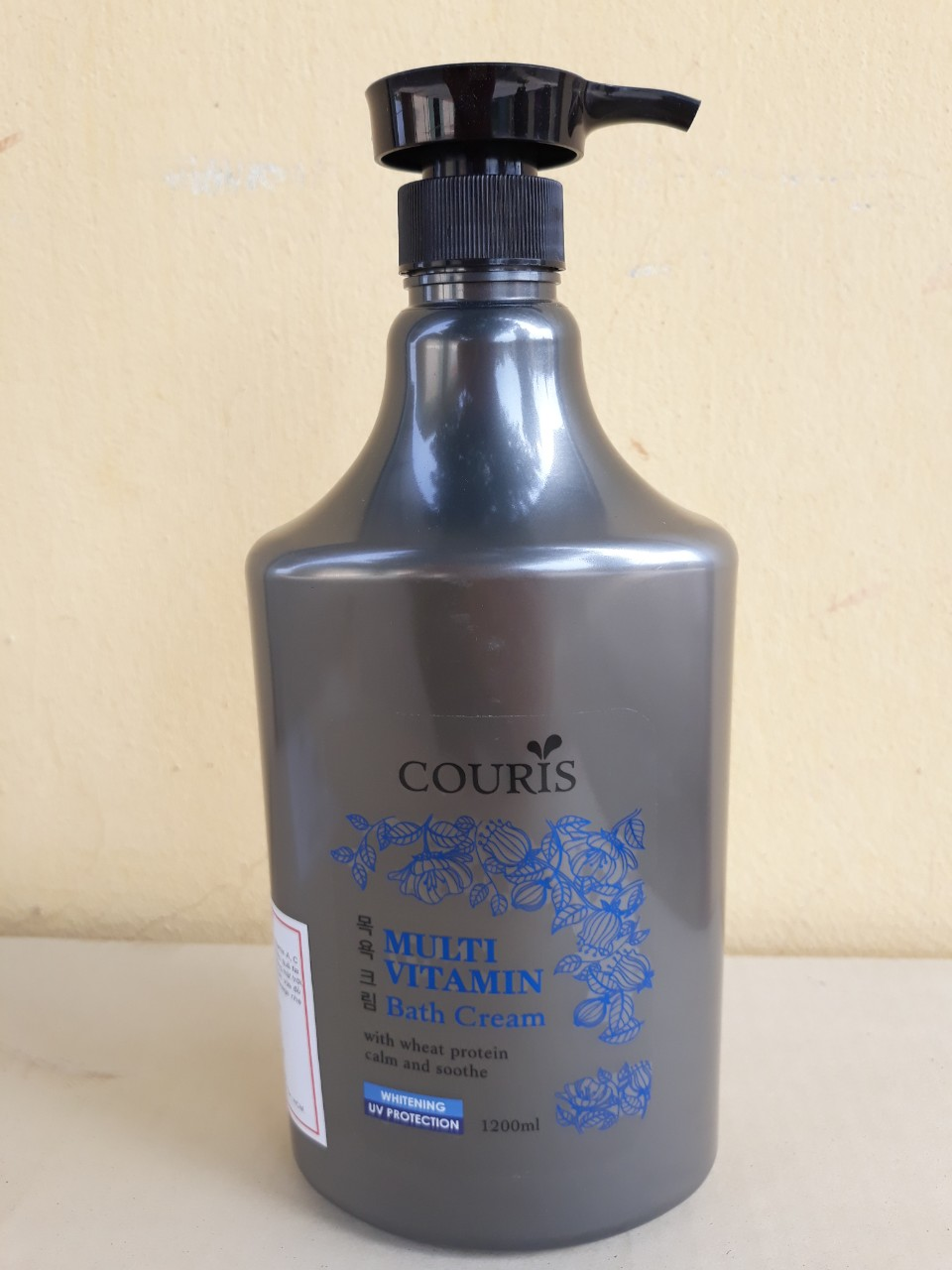 Sữa tắm Couris multi vitamin 1200ml