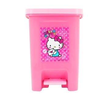 Thùng đựng rác - hello kitty (24x28x32cm), mã số: KT-5667