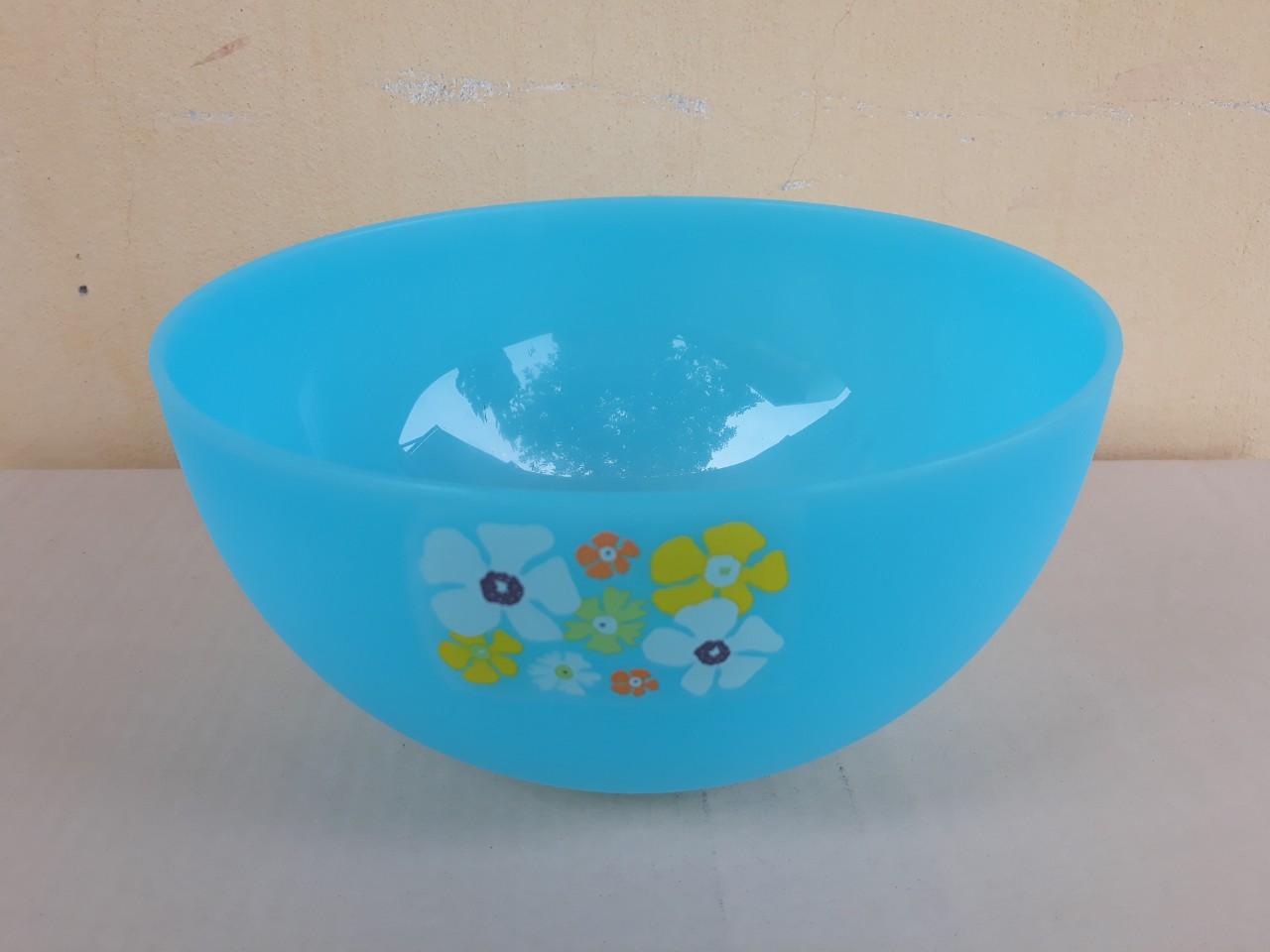 Tô nhựa tròn lớn (25x12.5cm), mã số: FLB-10
