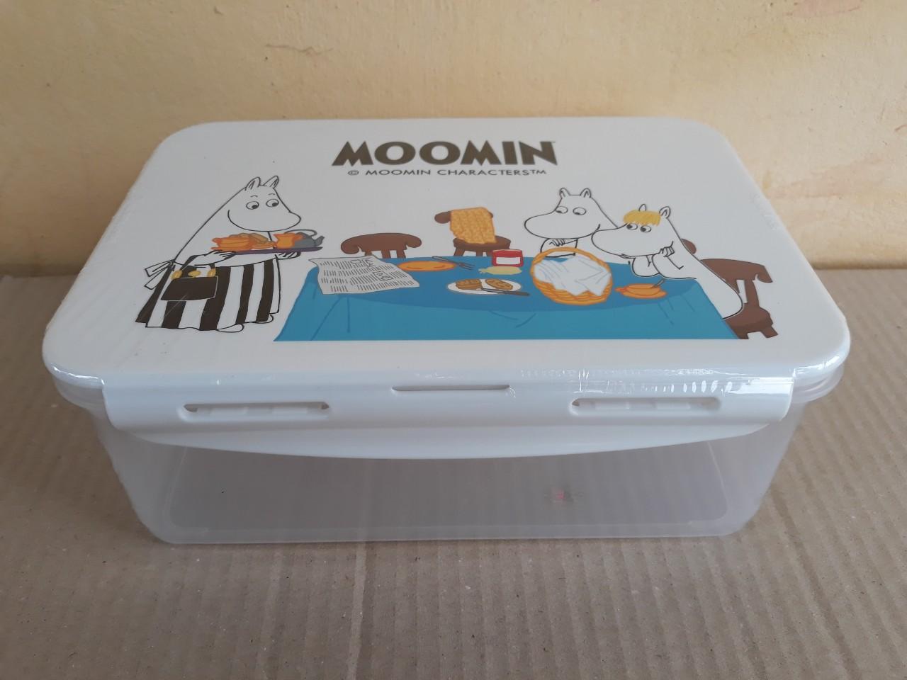 Hộp đựng thực phẩm có nắp khóa 2900ml -19x26x9cm, mã số: MM-6116