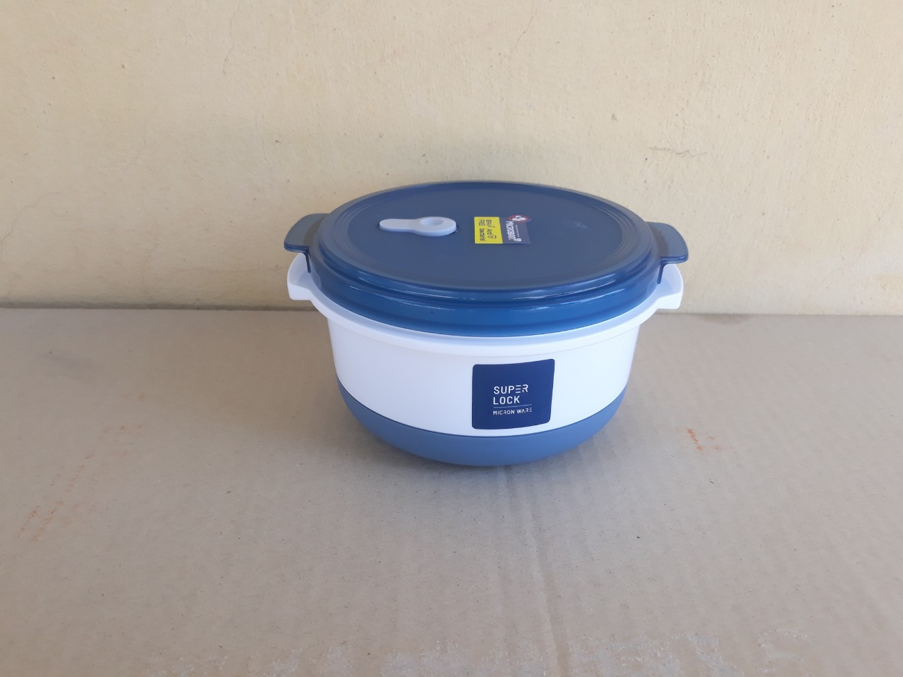 Bộ hâm, hấp thực phẩm trong lò vi sóng (17x8.9cm), Mã số: 6036